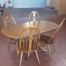 Ercol Kitchen Up to 6 Table & Chair Sets