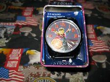 Marvel doctor strange 3-d molded analog watch