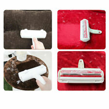 Pet Dog Cat Hair Cleaning Brush Fur Remover Cleaner Clothes Rug Carpet Sofa