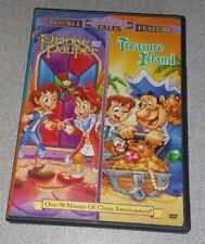 Enchanted Tales: The Prince and the Pauper & Treasure Island 2003