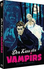 Mediabook THE Kiss Of Vampire LIMITED BLU-RAY DVD Box C NEW