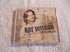 """Ray Wilson """"Propaganda Man"""" 2009 cd EMI Rec.  NEW"""