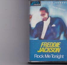 Freddie Jackson-Rock Me Tonight Music Cassette