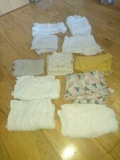Baby Muslin Clothes/squares bundle