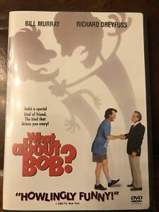 What About Bob (DVD, 2000)