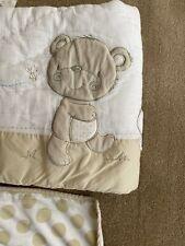 Mother Care  Cot Quilt ,  Plus Bumper