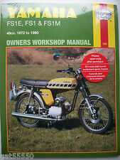 NEW YAMAHA HAYNES MANUAL WORKSHOP FS1E FS1 FS1M FIZZY REPAIR SERVICE SPARES