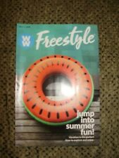 GREAT IDEAS NEW  FREESTYLE WEIGHT WATCHERS WEEKLY WEEK OF July 1-7,  2018