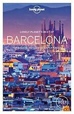 Lonely Planet Best of Barcelona 2017 (Travel Guide), Lonely Planet, New Book