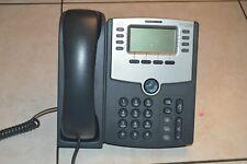 Unlocked Cisco Linksys Spa508G Spa 508G 8-line Sip Ip Phone W/ Desk Stand