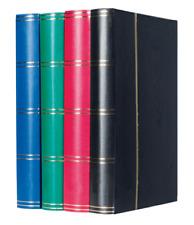 Einsteckbücher BASIC von Leuchtturm 60 schwarze oder weiße Seiten zur Auswahl