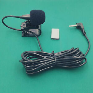 Jack Microphone Stereo 2.5mm Car Radio Streo GPS Bluetooth Audio DVD External