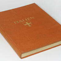 Italy 1920's Photo Book w/304 gravures Rome Palermo Venice Milano Florence