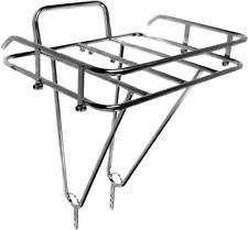 Velo Orange Porteur Front Rack: Polished Stainless Steel