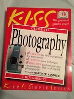 First Edition GUIDE TO PHOTOGRAPHY K-I-S-S  Garrett  Paperback  includes Digital