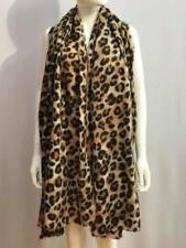Leopard Print Women Scarf Ladies Winter Shawl Pashmina Stole Blanket Wrap Animal