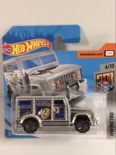 Hot Wheels Hw Acorazada Camión Hw Metro GHC43 Nuevo