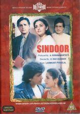 SINDOOR -  BOLLYWOOD DVD - Shashi Kapoor, Govinda, Jayaprada, Neelam.