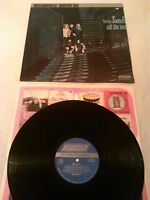BUCKWHEAT - MOVIN' ON LP EX!!! ORIGINAL U.S LONDON PS - 609