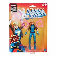 X-Men Retro Marvel Legends 6-Inch Dazzler Action Figure  by Hasbro