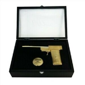 James Bond the Golden Gun Limited Edition Prop Replica New Sold Out Factory Ent