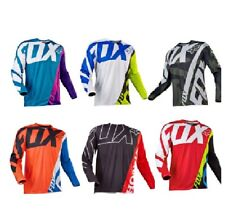 FOX Racing Men Riding Jersey T-shirts Motocross/MX/ATV/BMX/MTB Dirt Bike Adult