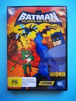 Batman - The Brave And The Bold - Volume 2 (DVD Region 4) 🆕