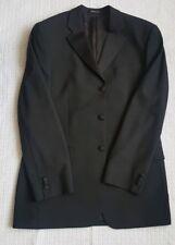 Mens designer Balmain Paris Evening Suit. 40L