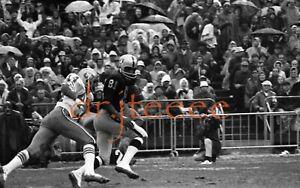 1970 Warren Wells OAKLAND RAIDERS - 35mm Football Negative