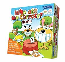 John Adams Who ate the Carrots Game 2-4 Players (FREE DELIVERY)