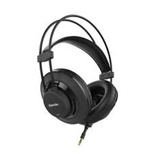 Superlux Over-Ear Headphones Semi Open Dynamic, Black (HD-672)