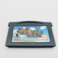 Super Mario Advance (Nintendo Game Boy Advance, 2001) Game Cartridge