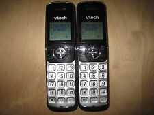 Lot of 2 Vtech Cs6429-3 1.9 Ghz Cordless Expansion Handset Phone