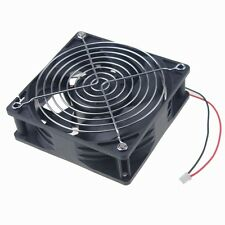 Big Airflow 240CFM Ball 12cm 120mm 120x120x38mm 12V Bruchless Cooling Fan