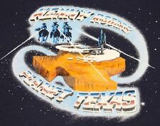 XL * NOS vtg 80s 1989 KENNY ROGERS Planet Texas t shirt * 93.38 classic country
