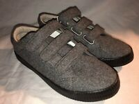 NEW NWT Boys Size Youth 5 Grey/Wilson Cat & Jack Sneakers Dress Shoes Easter