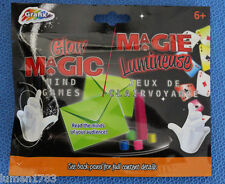 MAGIC TRCKS GLOW IN THE DARK MIND GAMES READ THE MINDS OF YOUR AUDIENCE GRAFIX