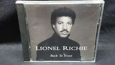Lionel Richie – Back To Front (CD, 1992, Motown) --Best of Compilation--