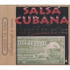 Salsa Cubana (Retro Gold Collection) Irakere, Los Van Van, Benny More, .. [2 CD]