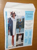 Sewing by Step Pattern Misses/Petite Princess Seams Dress Career Size 4-22 UNCUT