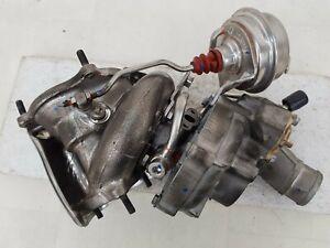 BENTLEY CONTINENTAL GT TURBOCHARGER 6.0L W12 PETROL 07C145061AL LEFT BANK