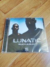 CD album RAP FR - LUNATIC Black album - 45 scientific - BOOBA -NEUF SOUS BLISTER