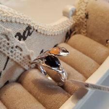 Pear Moonstone Not Enhanced Fine Gemstone Rings