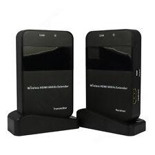 HDV-W551 Wireless AV Video Transmitter Receiver HDMI 60G Extender WIHD 1080P New
