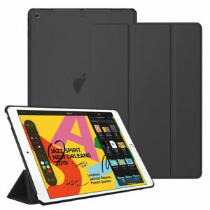 For iPad 9.7'' 6th Generation 2018 5th 2017 Soft Shell Case Smart Leather Cover