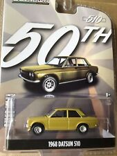 Greenlight Anniversary Series 1968 Datsun 510