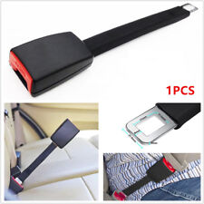 1pc Car Seat Belt Extender High Strength Nylon Safety Buckle Clip 25cm Practical