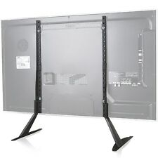 """Pedestal de mesa universal LCD TV de pantalla plana TV soporte para 22-65"""" US"""
