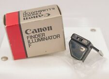 Boxed - Canon Finder Illuminator F Light For Canon F-1 35mm Film SLR Cameras