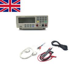 VICI Digital Multimeter VC8145 Bench Top Voltmeter PC DMM 80000 Digit Cap UK/